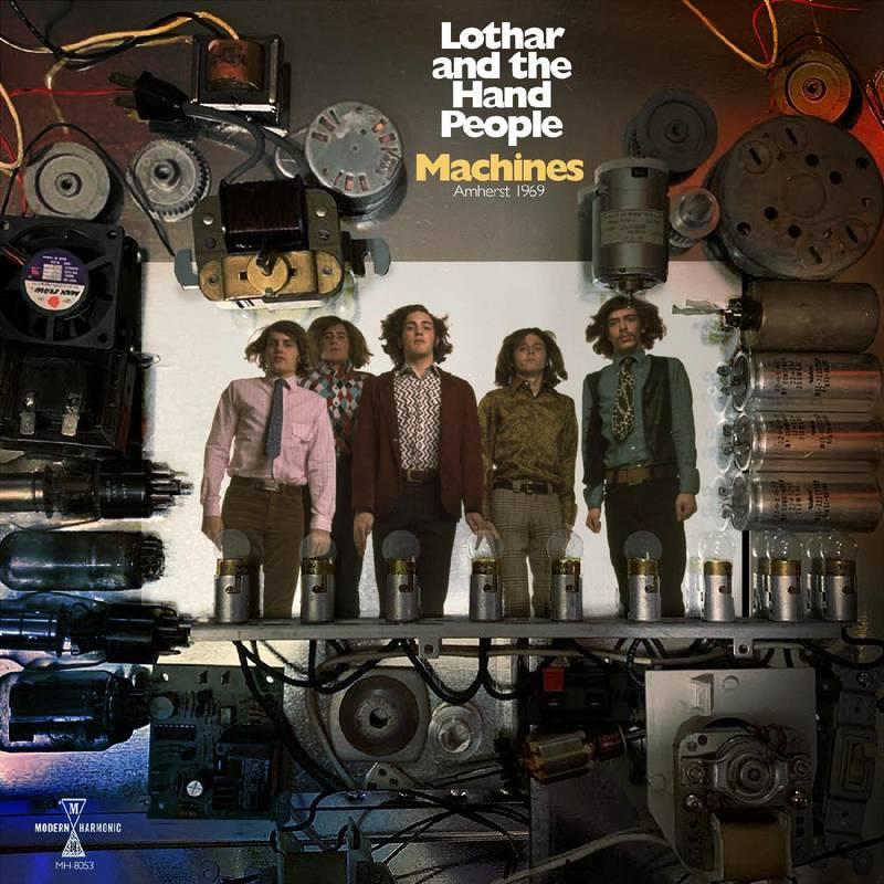 Lothar And The Hand People - Machines: Amherst.. [LP] (RSD20)