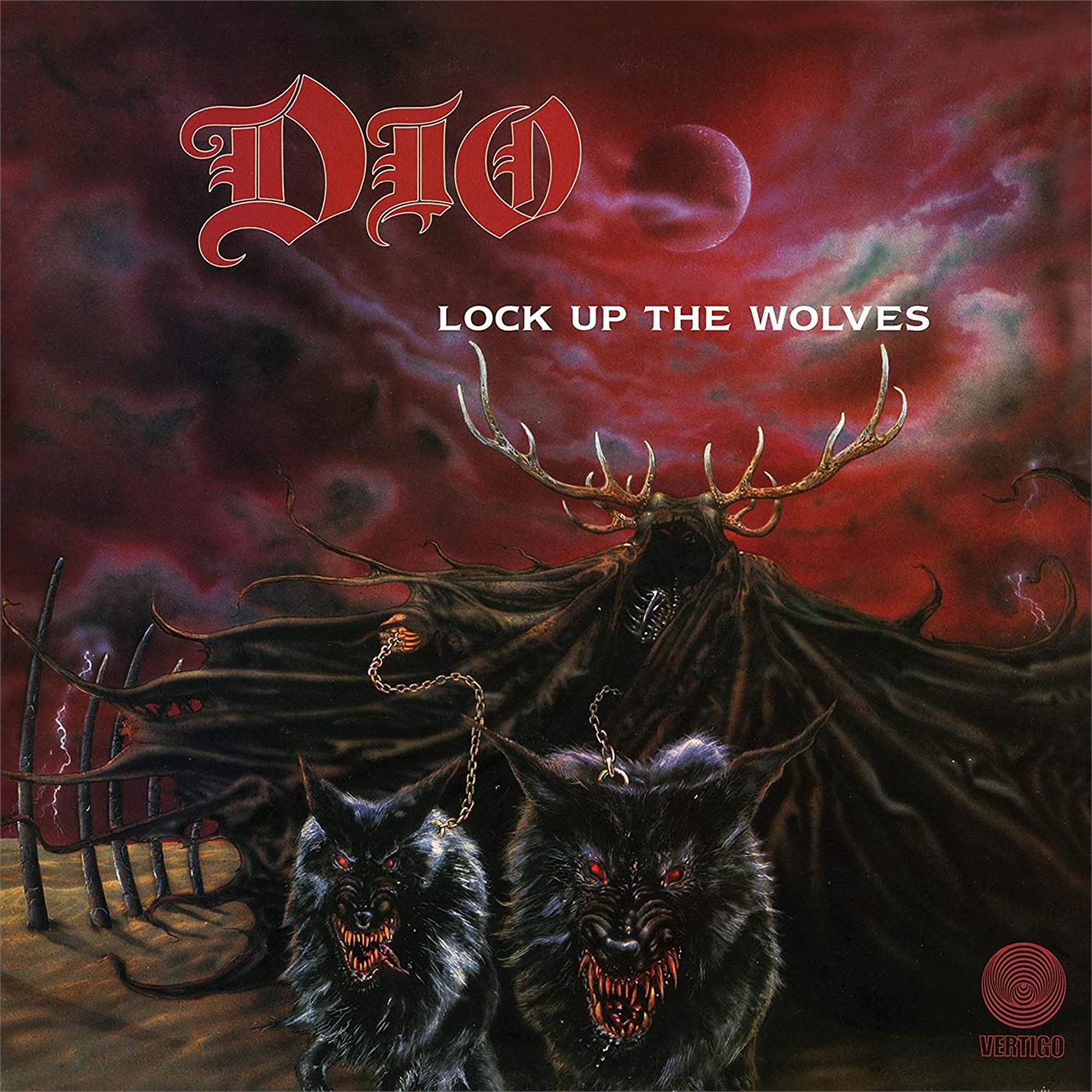 Dio - Lock Up The Wolves [2xLP]