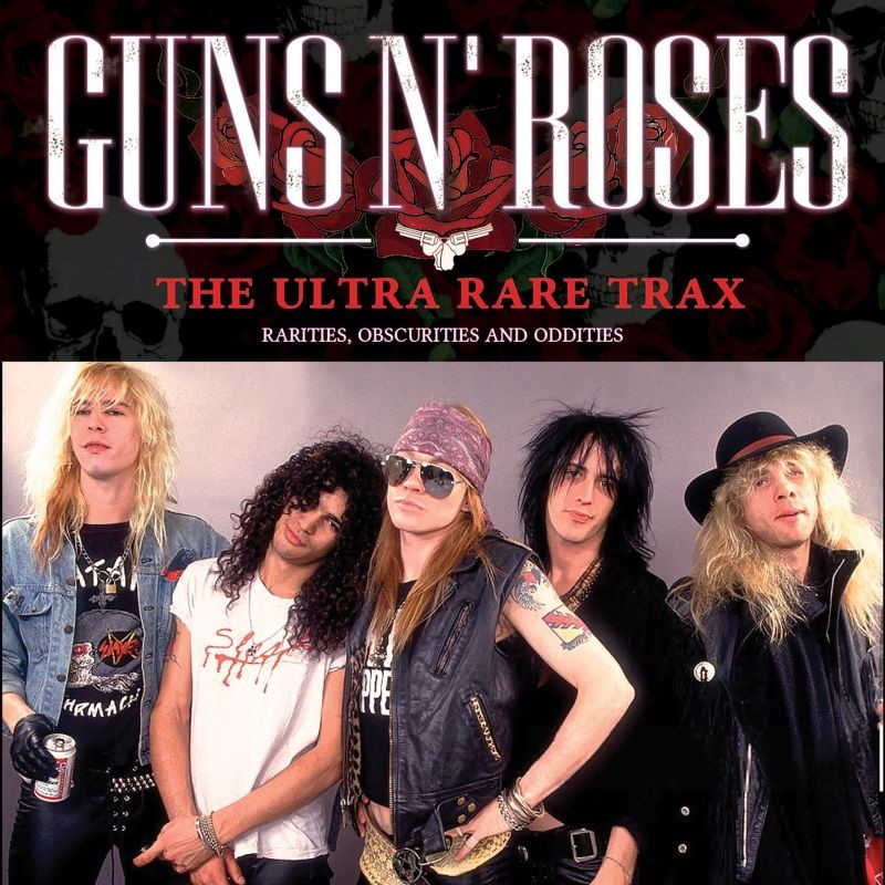 Guns N' Roses - The Ultra Rare Trax [2xLP]