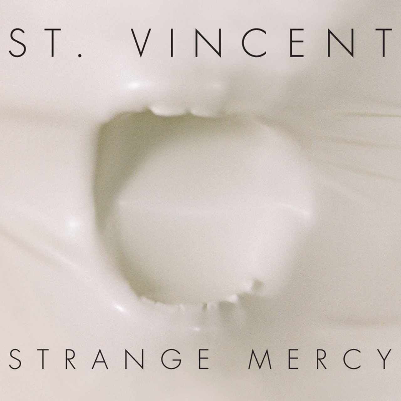 St. Vincent - Strange Mercy [LP]