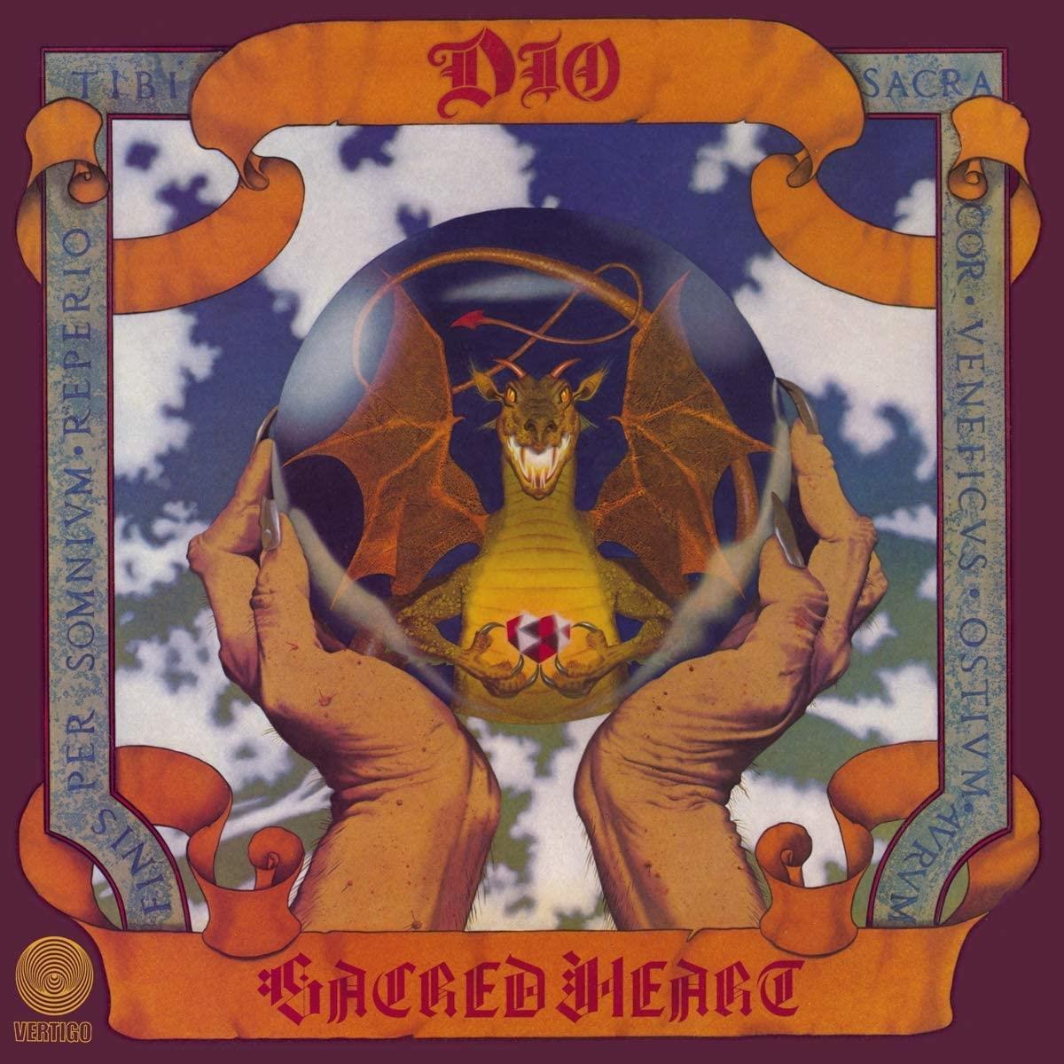Dio - Sacred Heart [LP]