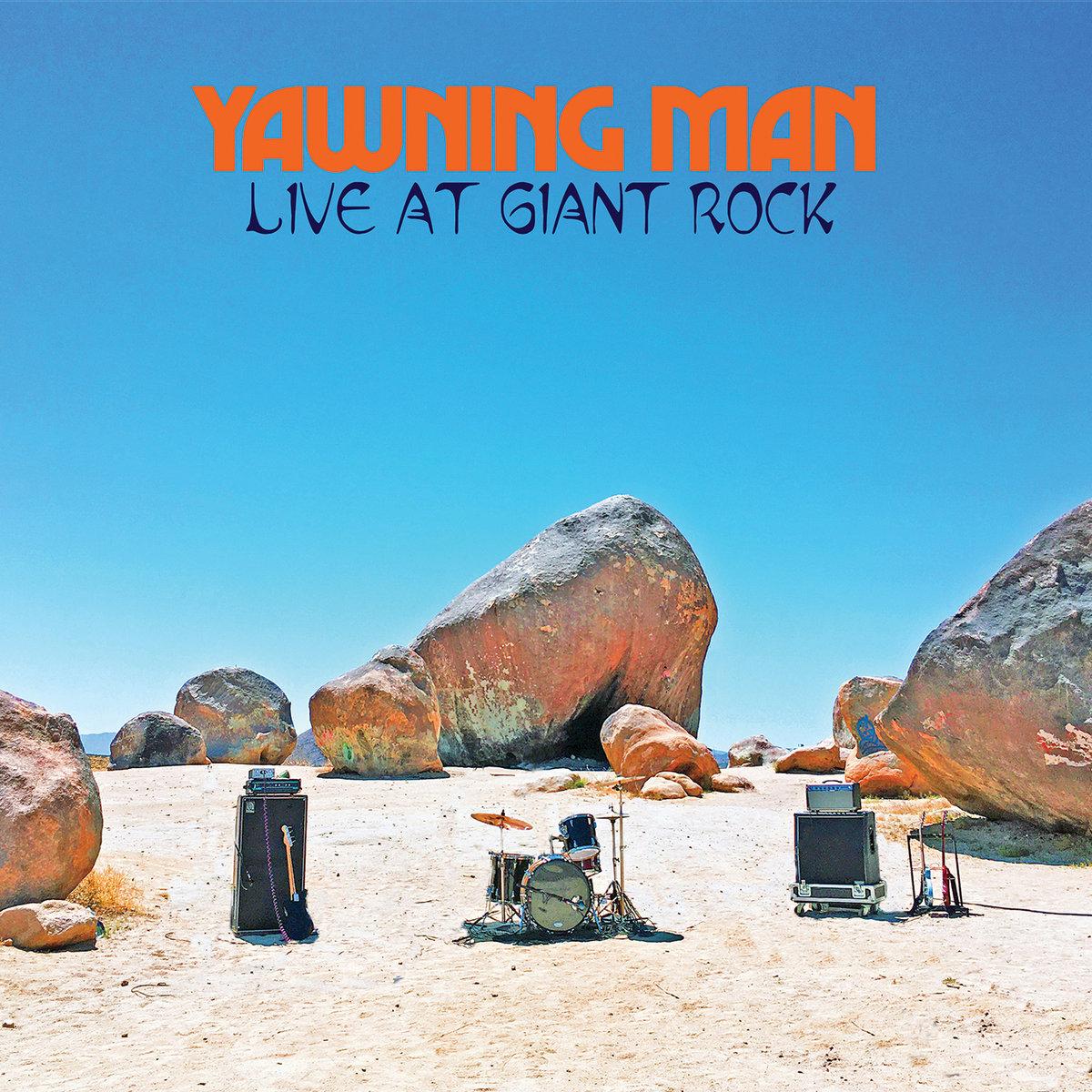 Yawning Man - Live At Giant Rock [LP]