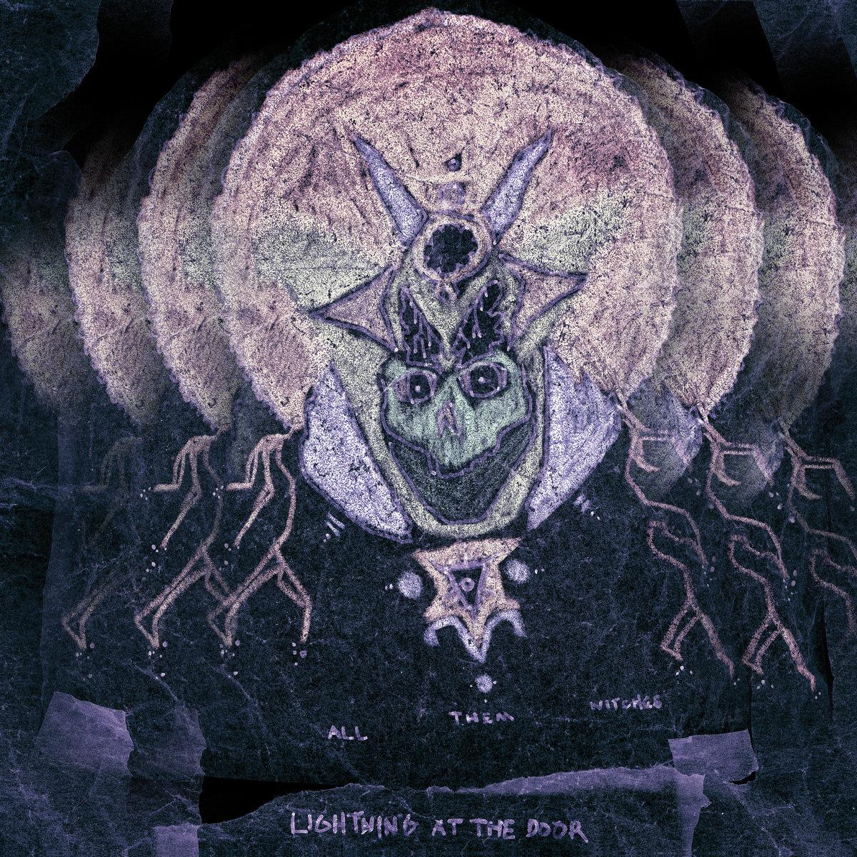 All Them Witches - Lightning At The Door [LTD LP]