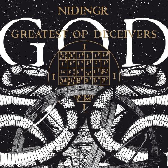 Nidingr - Greatest of Deceivers [LP] (Gold vinyl)