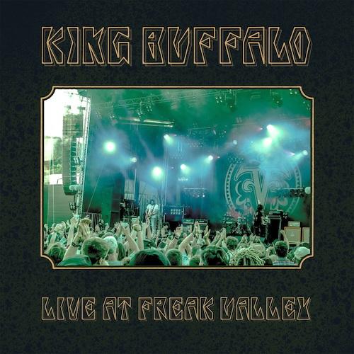 King Buffalo - Live at Freak Valley [2xLP]