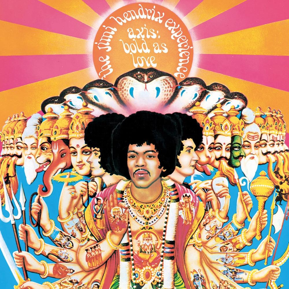 Jimi Hendrix Experience Axis: Bold As Love [LP]