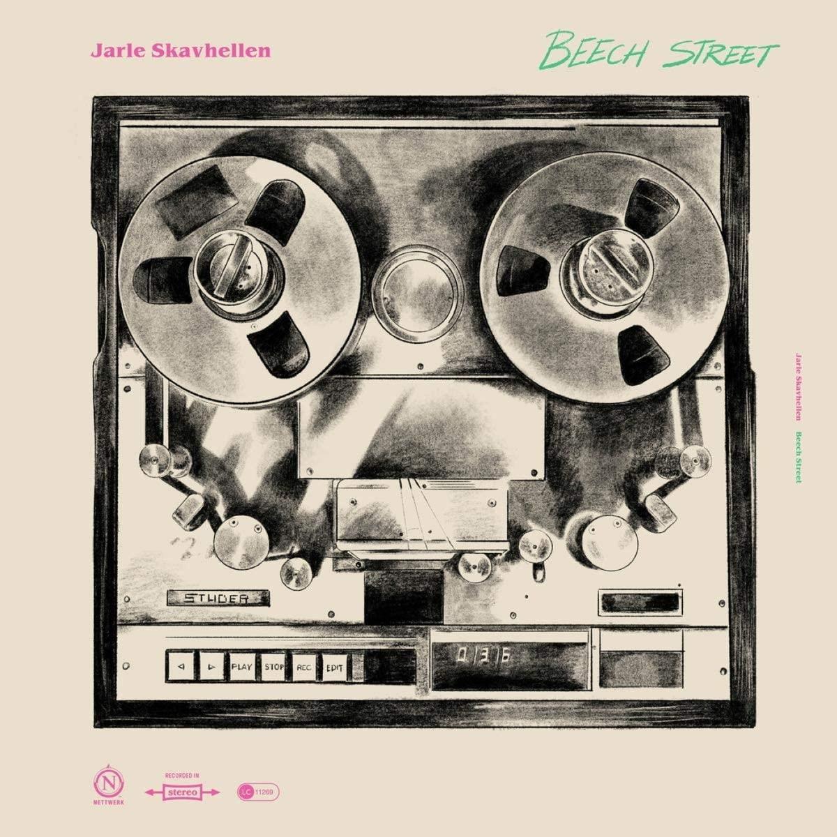Jarle Skavhellen - Beech Street [LP]