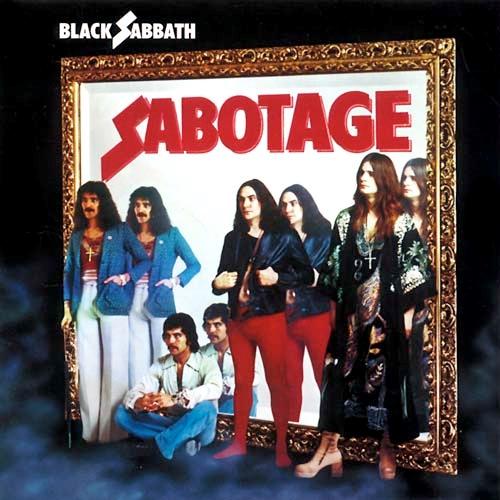 Black Sabbath – Sabotage [LP]