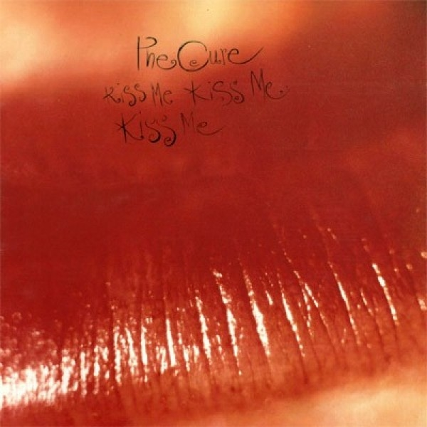 The Cure - Kiss me Kiss Me Kiss Me [2xLP]