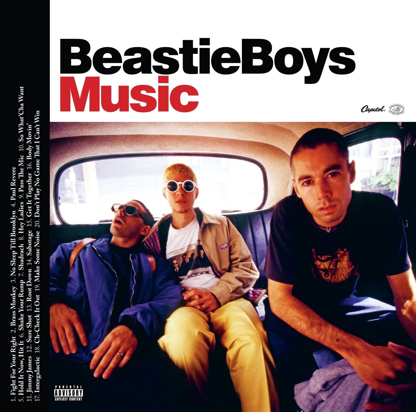 Beastie Boys - Beastie Boys Music [2XLP]