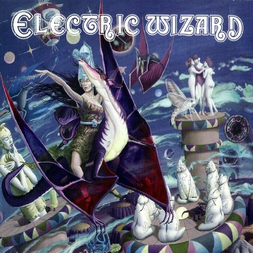 Electric Wizard - Electric Wizard [LP]