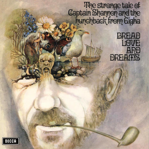 Bread Love And Dreams - The Strange Tale Of Captain Shannon And The Hunchback From Gigha [LP]