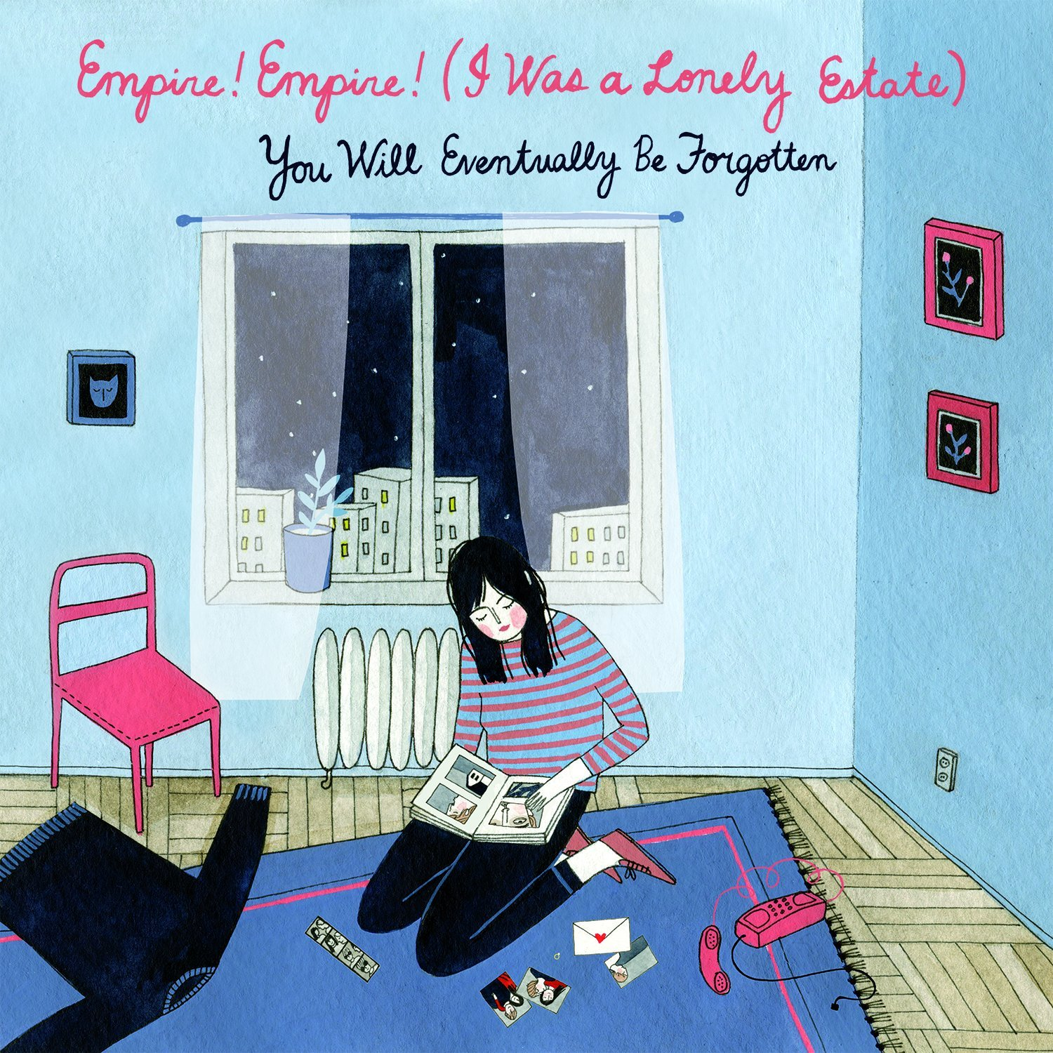 Empire! Empire! (I Was A Lonely Estate) - You Will Eventually Be Forgotten [LP]