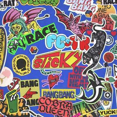 Frank Carter & The Rattlesnakes - Sticky [LTD LP] (coloured Vinyl)