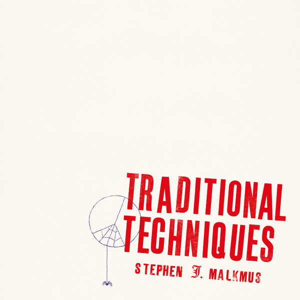 Stephen Malkmus - Traditional Techniques [LTD LP] (Red vinyl)