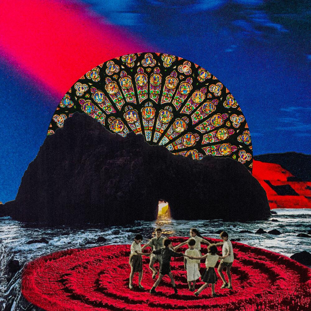 Teenage Wrist - Earth Is A Black Hole [LP] (blue vinyl)