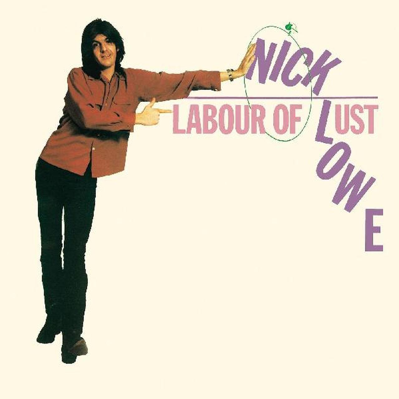 Nick Lowe - Labour Of Lust [LP] (pink vinyl)