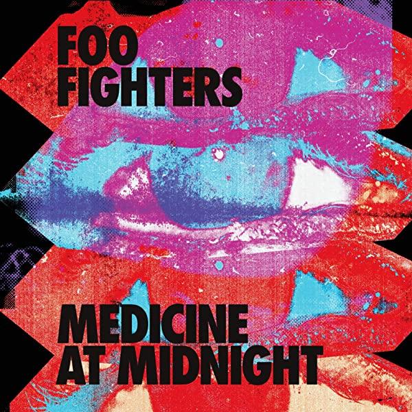 Foo Fighters - Medicine At Midnight [LTD LP] (Orange vinyl)