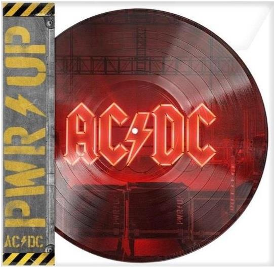 AC/DC - Power Up [LTD LP] (Picture Dics)