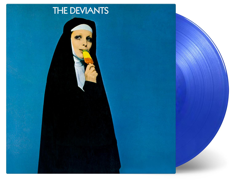The Deviants - The Deviants [LTD LP] (Coloured Vinyl)