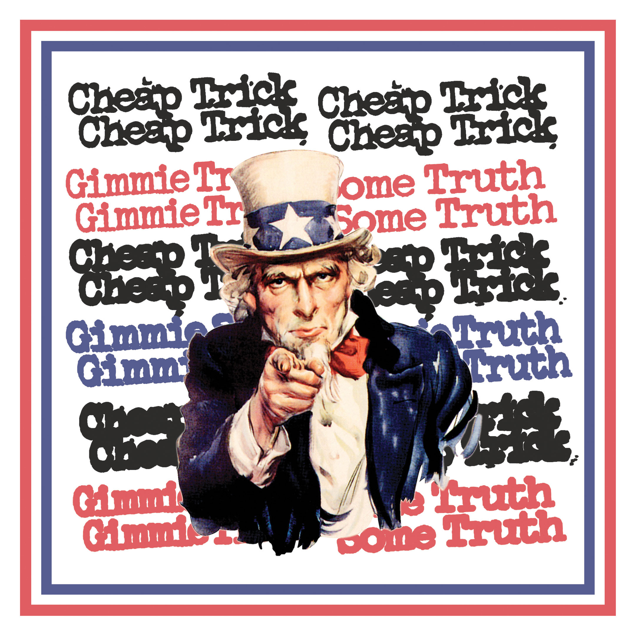 """Cheap Trick - Gimme Some Truth [7""""]"""