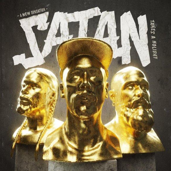 Satan Takes A Holiday - A New Sensation [LP]