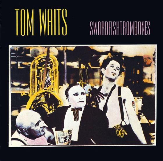 Tom Waits – Swordfishtrombones [LP]