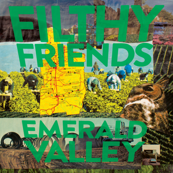 Filthy Friends - Emerald Valley [LP]