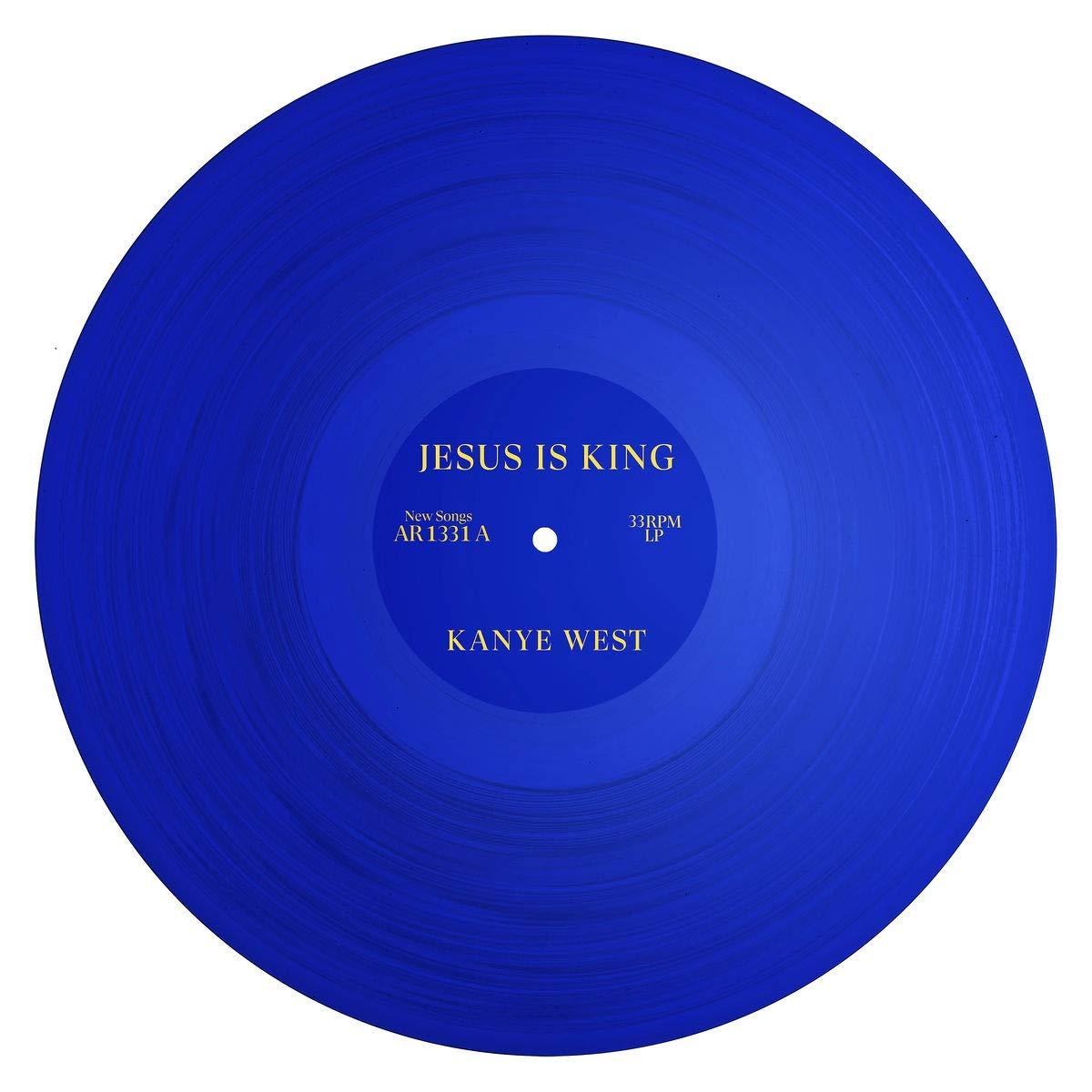 Kanye West - Jesus Is King [LP]
