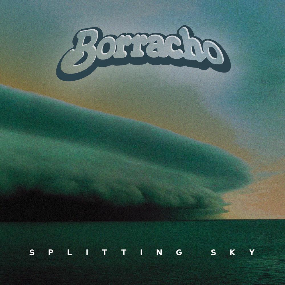 Borracho - Spitting Sky [LP]