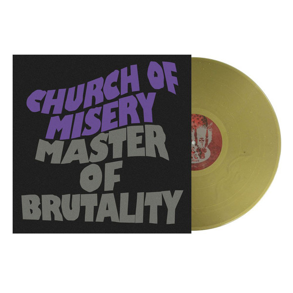 Church of Misery - Master of Brutality [2xLP]