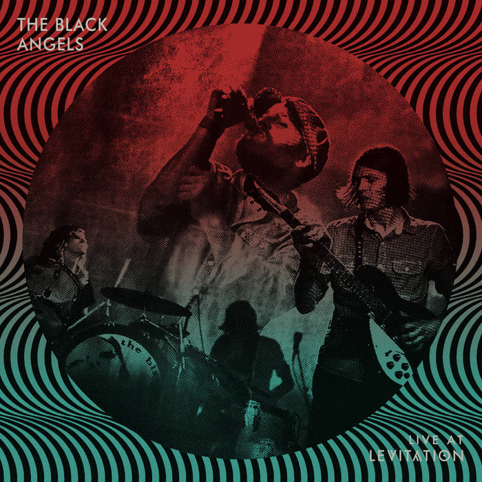 The Black Angels - Live At Levitation [LP]