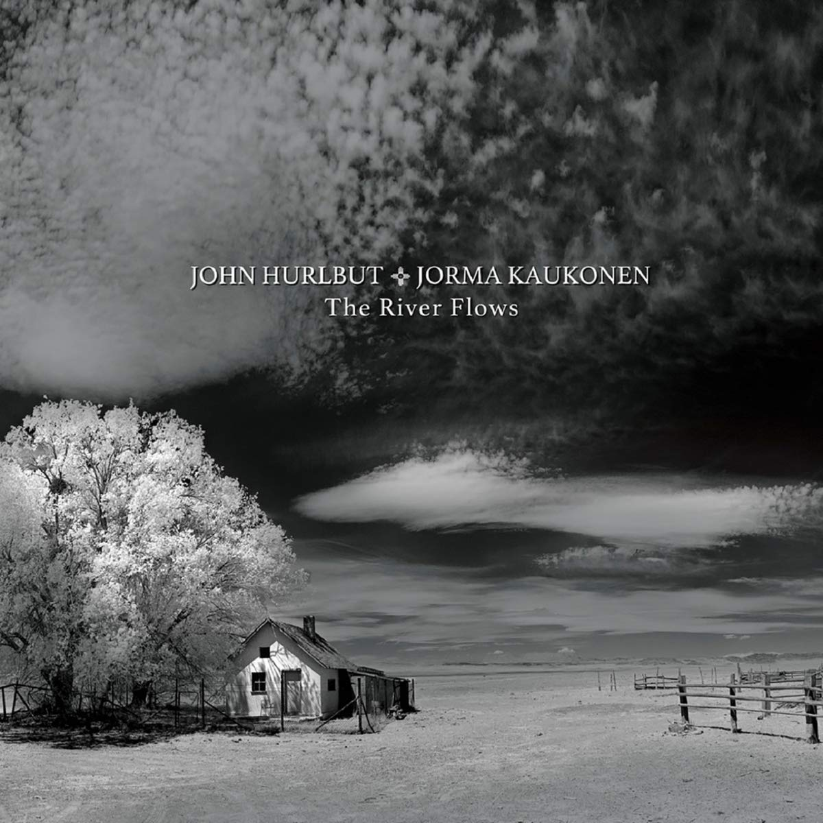 John Hurlbut & Jorma Kaukonen - River Flows [LTD LP]