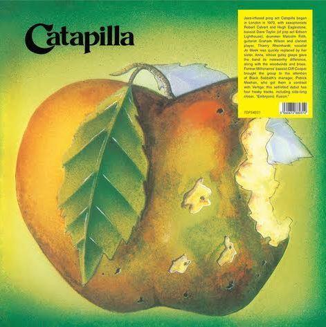 Catapilla - Catapilla [LP]
