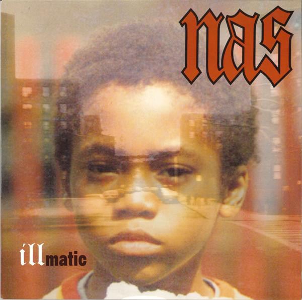 Nas - Illmatic [LP] (Transparent Vinyl)