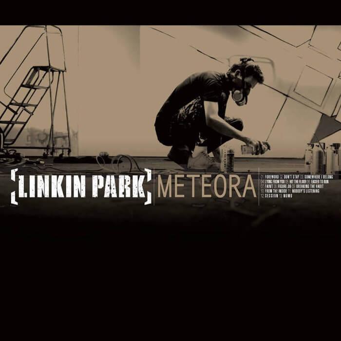 Linkin Park - Meteora [LTD 2LP] (Aqua Blue Vinyl) (RSD21)