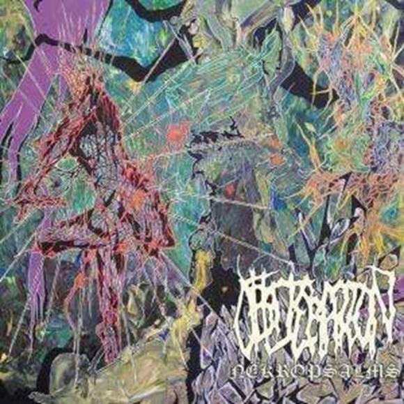 Obliteration - Nekroposalms [LP]