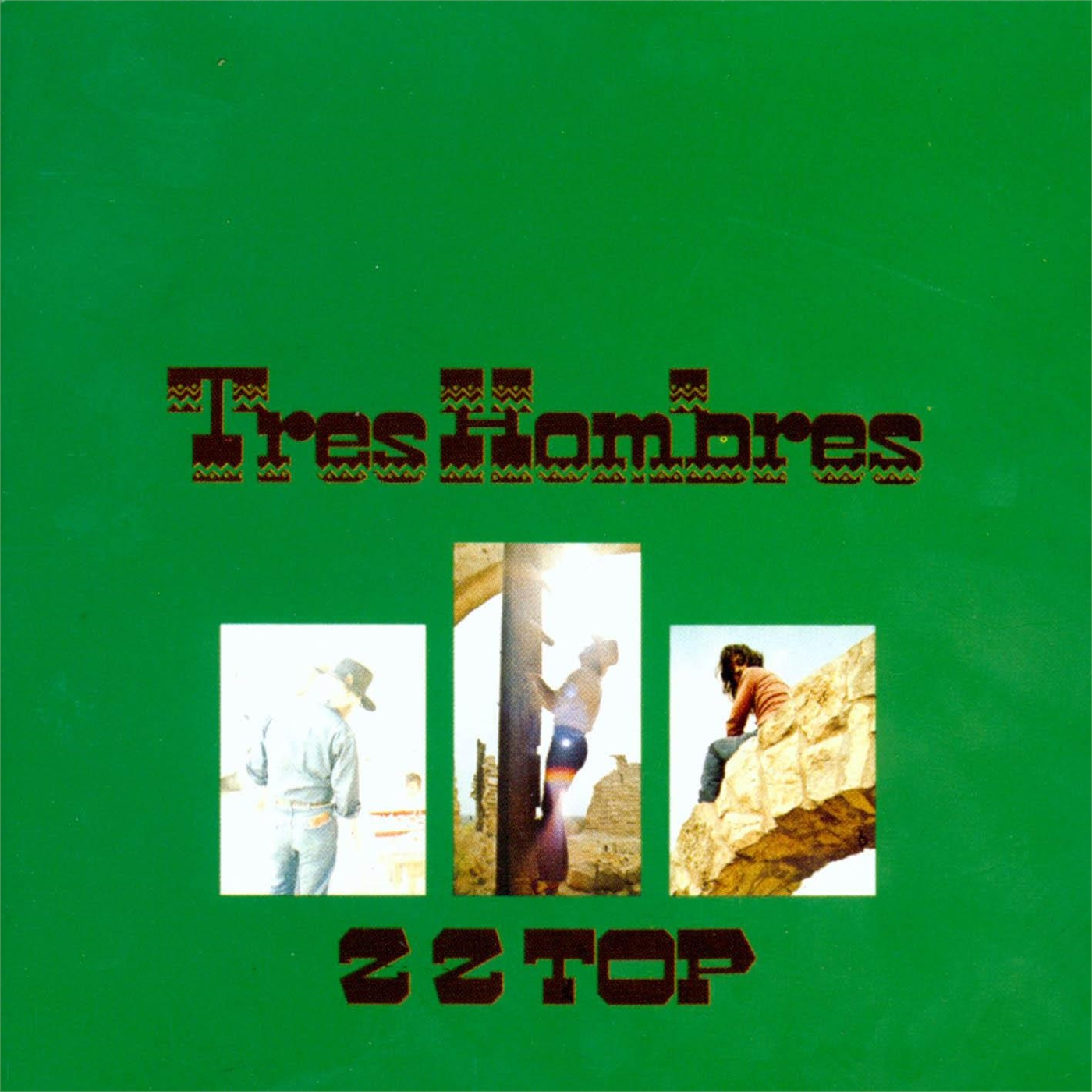 ZZ Top - Tres Hombres [LP]