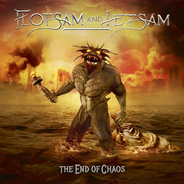 Flotsam And Jetsam - The End Of Chaos (Red vinyl) [LP]