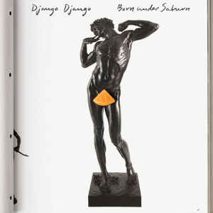 Django Django - Born Under Saturn [2xLP]