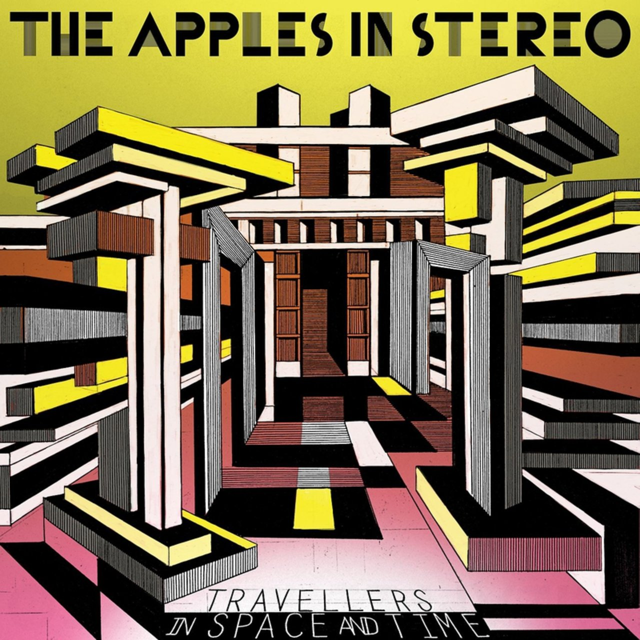 The Apples In Stereo - Travellers In Space And Time[2xLP]