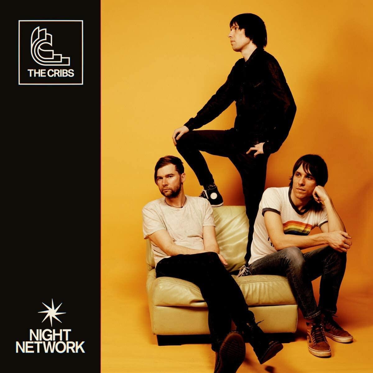 Cribs - Night Network [LTD LP]