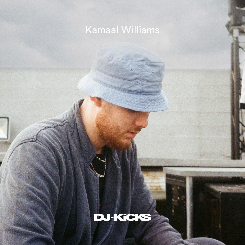 Kamaal Williams - DJ Kicks [2xLP]