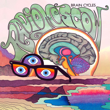Radio Moscow - Brain Cycles [LP]