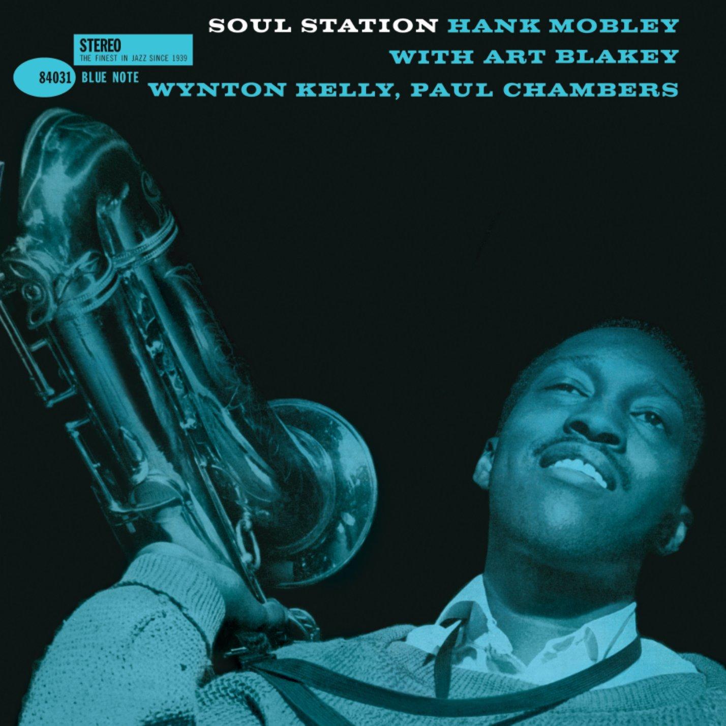 Hank Mobley - Soul Station [LP]