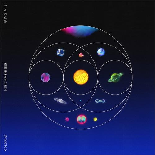 Coldplay - Music Of The Spheres [LP]
