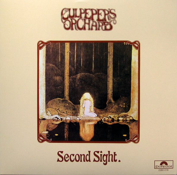 Culpeper's Orchard - Second Sight [LP]
