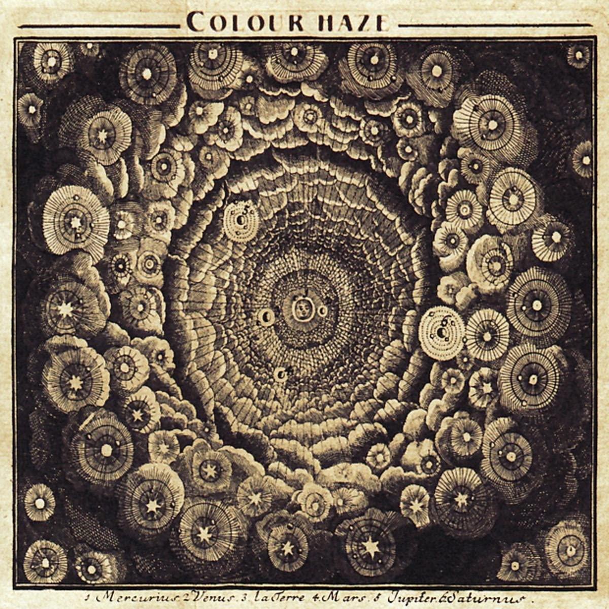 Colour Haze - Colour Haze [LP]