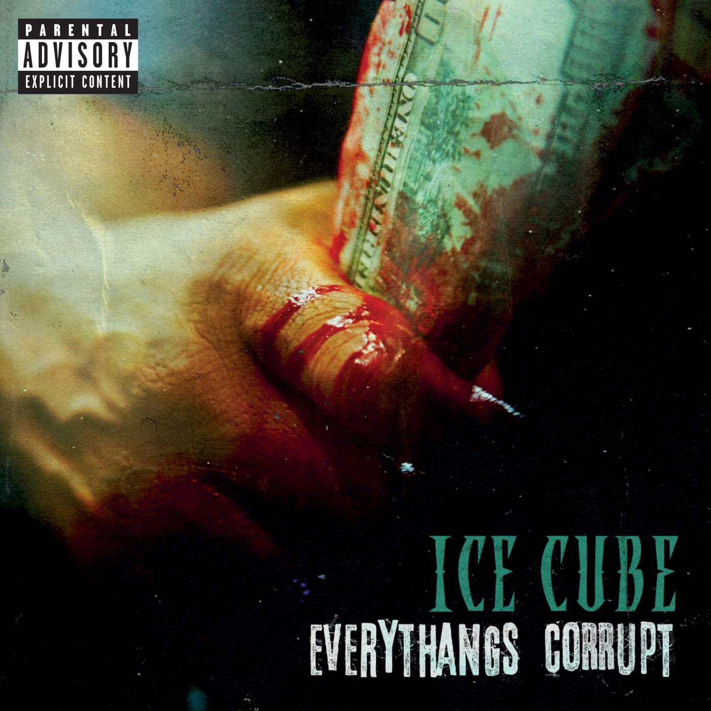 Ice Cube - Everythangs Corrupt [2xLP]