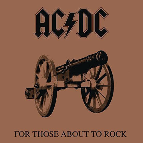 AC/DC - For Those About To Rock We Salute You [LP]